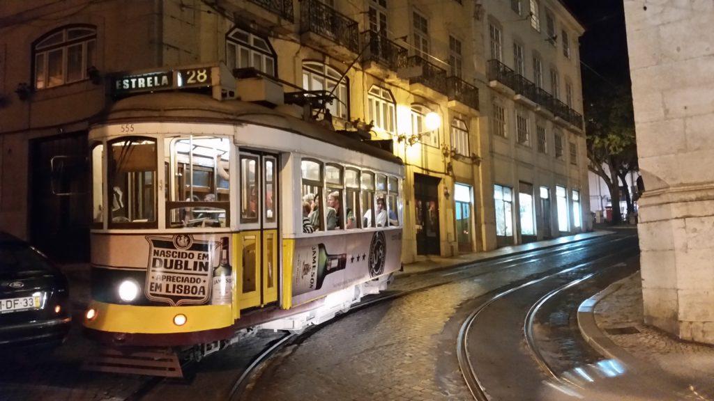 emblematique tram 28