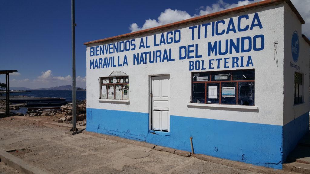 tiquina lac titicaca