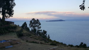isla de la luna lac titicaca