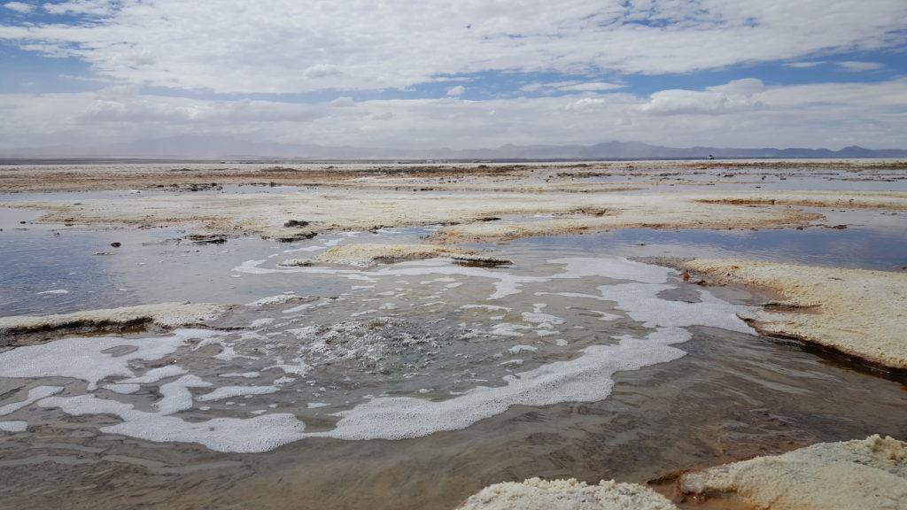 sources eau salar uyuni