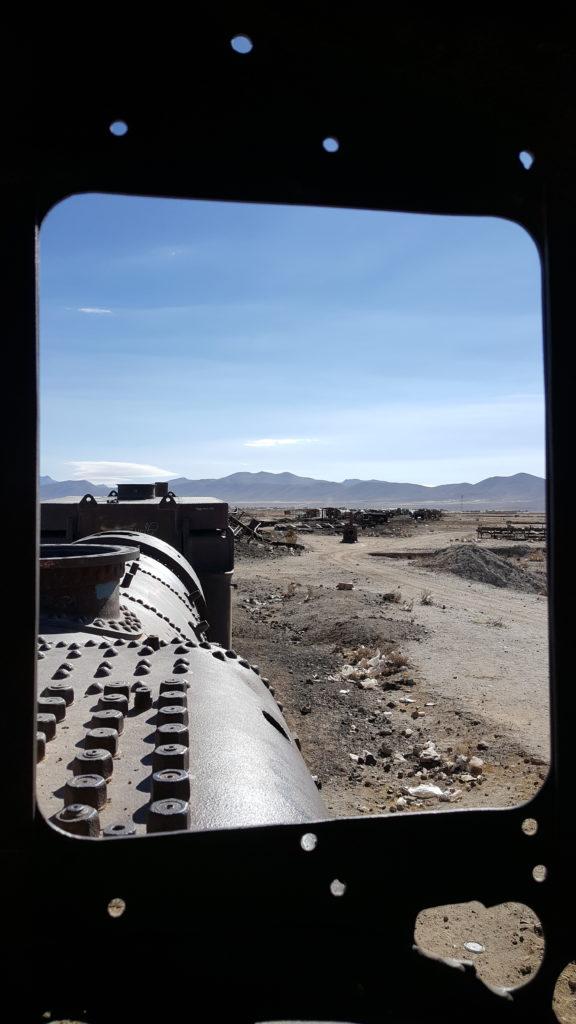 salar uyuni cimetière trains