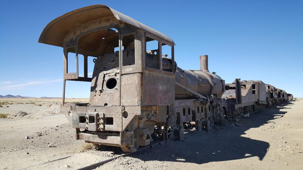 locomotive salar uyuni