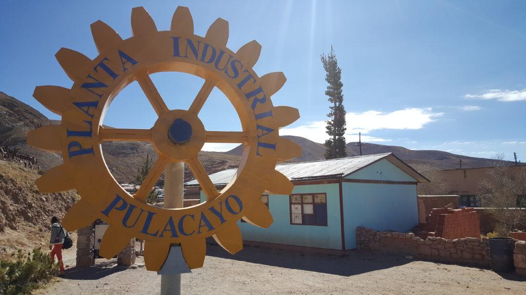 pulacayo Mines Potosi Bolivie