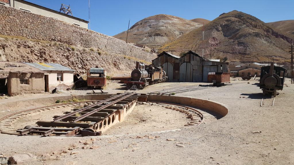 argent pulacayo Mines Potosi Bolivie