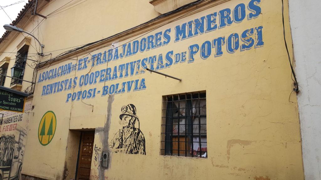 Mines Potosi Bolivie