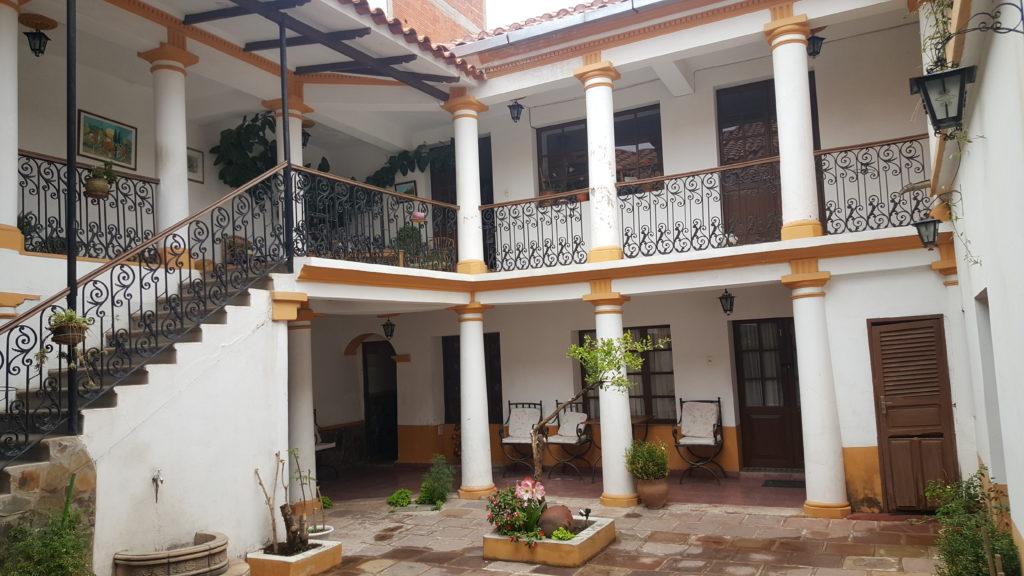 sucre capitale bolivie ambassade française