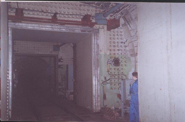 couloir ligne d6 métro 2 moscou
