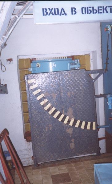 ligne d6 métro 2 moscou porte blindée