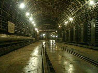 ligne d6 métro 2 moscou croisement
