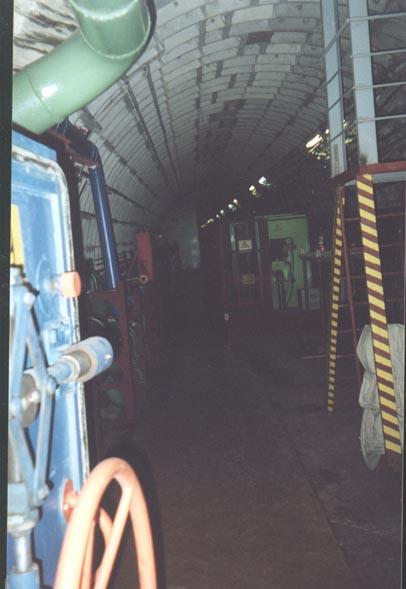 installations ligne d6 métro 2 moscou