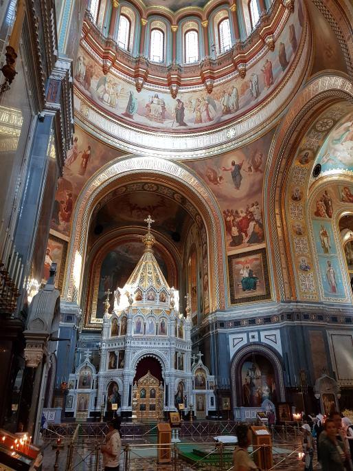 choeur Christ Sauveur Moscou
