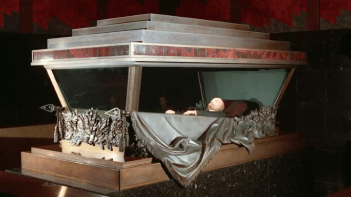 Cercueil Lénine