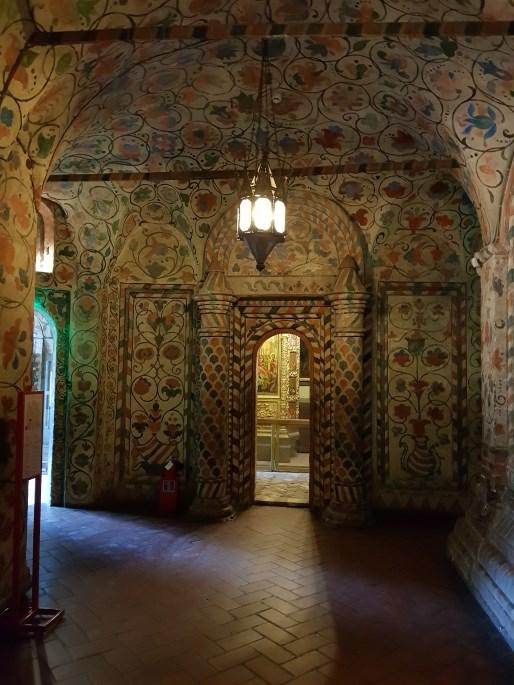 Chapelle intérieure Saint Basile Le Bienheureux