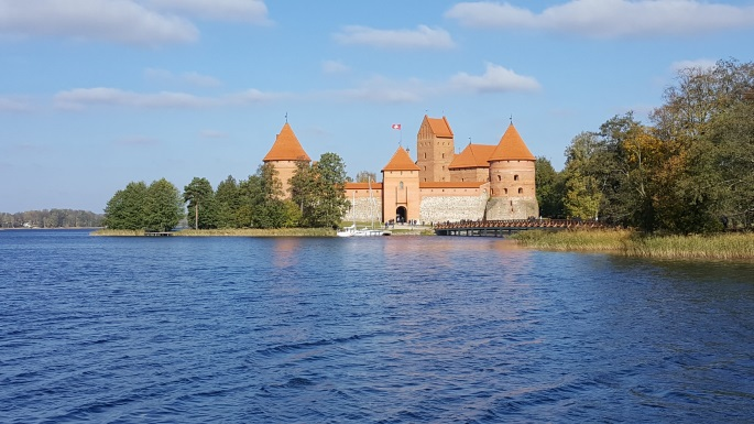 Chateau Trakai Lituanie