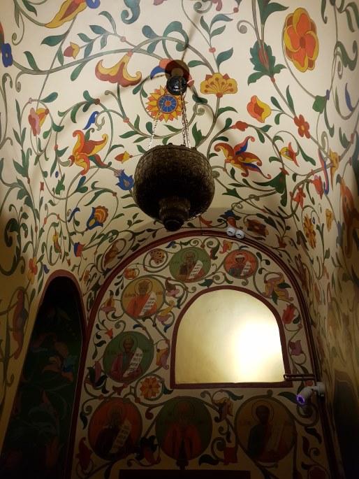 fresques Saint Basile Le Bienheureux