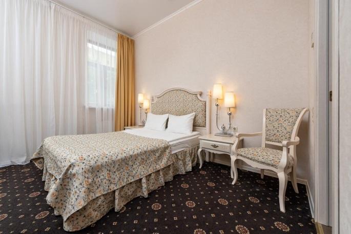 Pushkin hotel Moscou centre