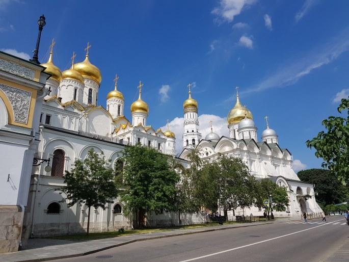 intérieur Kremlin Moscou