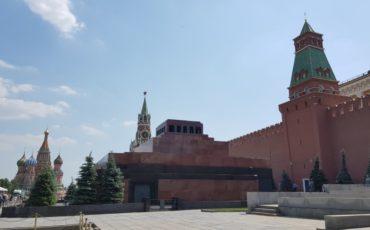 Mausolée Lénine Place Rouge