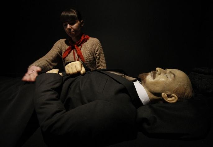 Momie Lénine embaumée