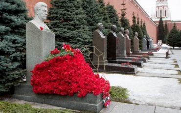 Necropole Kremlin tombe de Staline