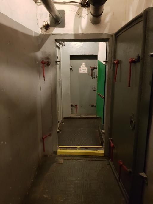 accès bunker-42