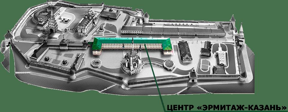 Centre Hermitage Kazan