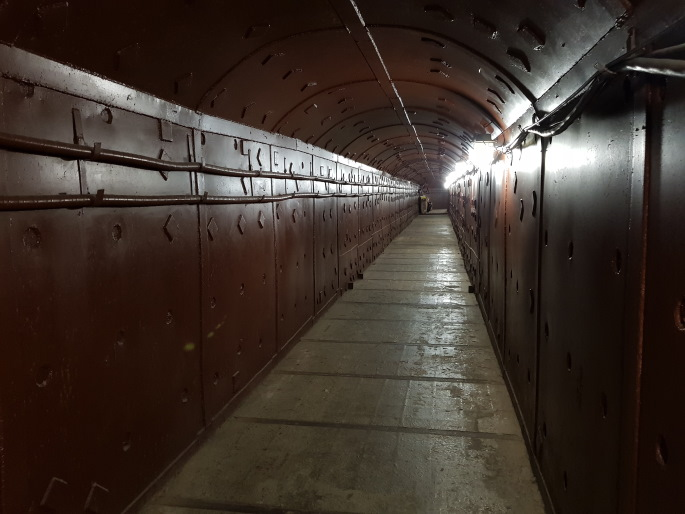 couloir bunker taganka