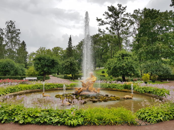 Fontaine Peterhof