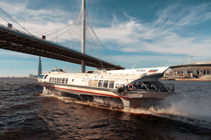 hydrofoil saint petersbourg