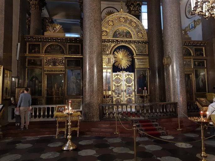icône cathédrale notre-dame-de-kazan