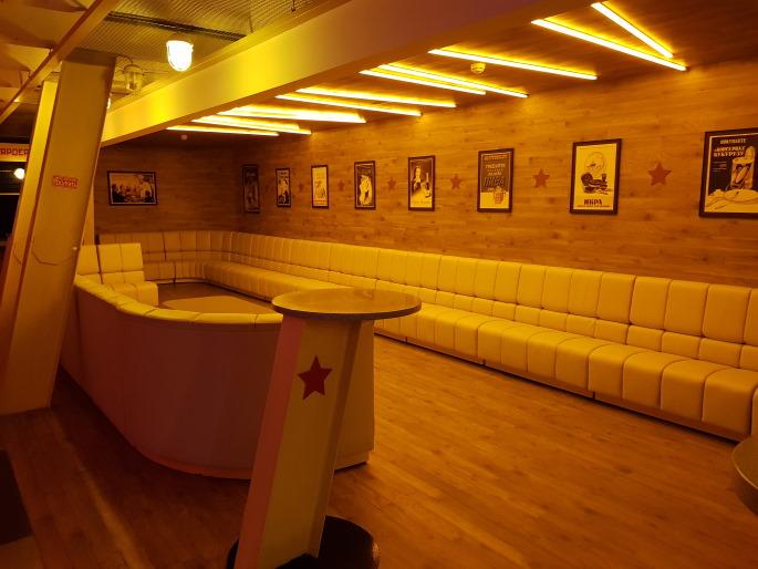 salle bunker 42 moscou