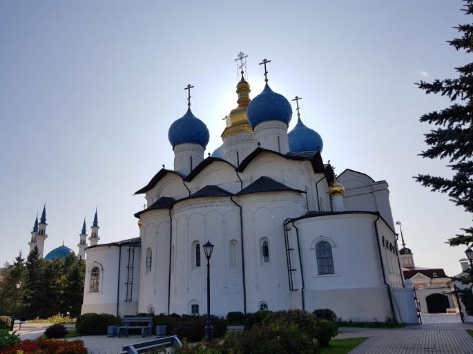 Cathédrale de l'Annonciation Kazan
