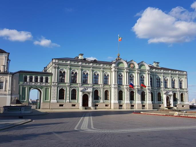 Palais présidentiel kremlin kazan