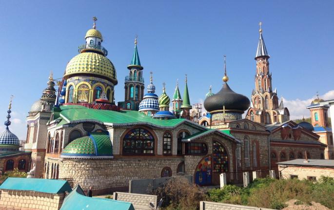 temple toutes les religions kazan