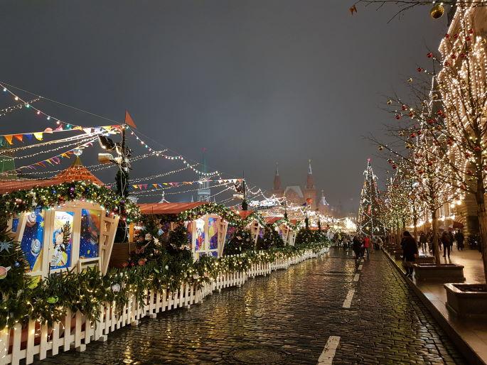 Marché Noël Goum